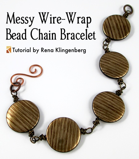 messy-wire-wrap-bead-chain-bracelet-tutorial-2-j