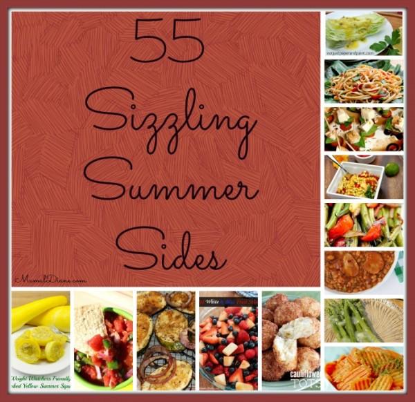 55 Sizzling Summer Sides