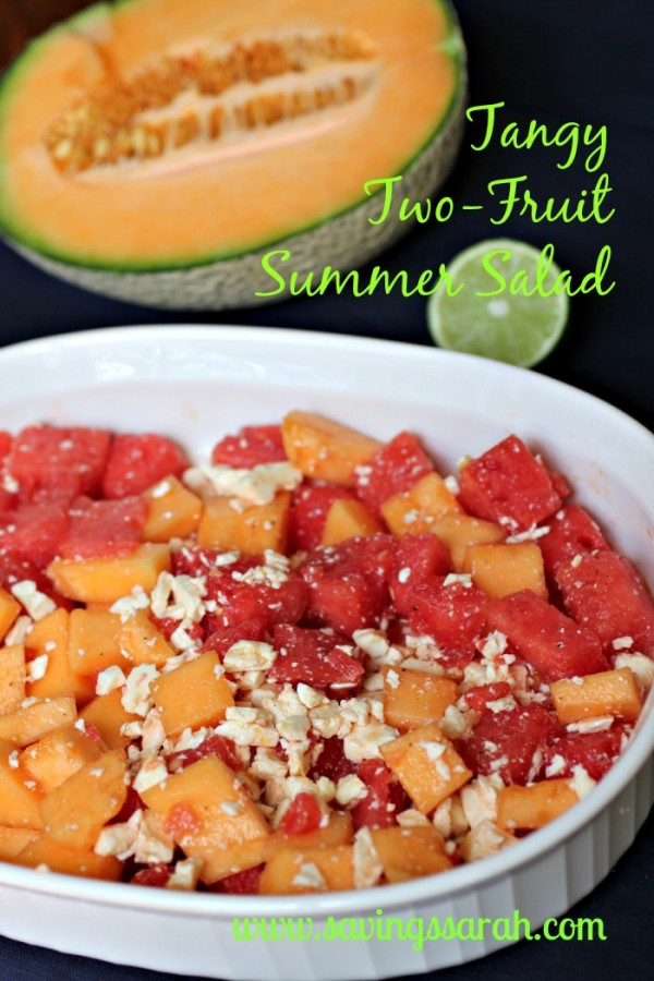 Tangy-Two-Fruit-Juicy-Summer-Salad