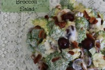 Creamy Broccoli Salad 8