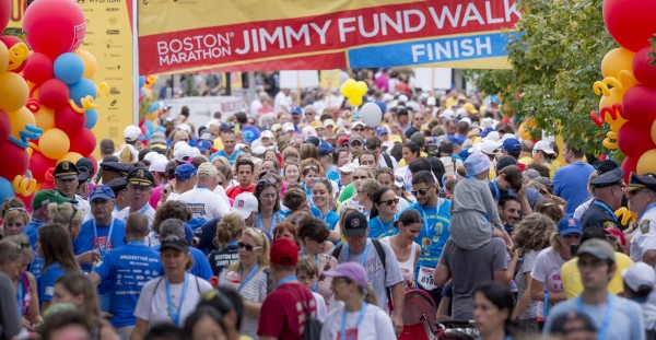 Jimmy Fund Walk Image 2