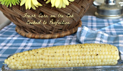 Fresh Corn on the Cob Cooked to Perfection 5