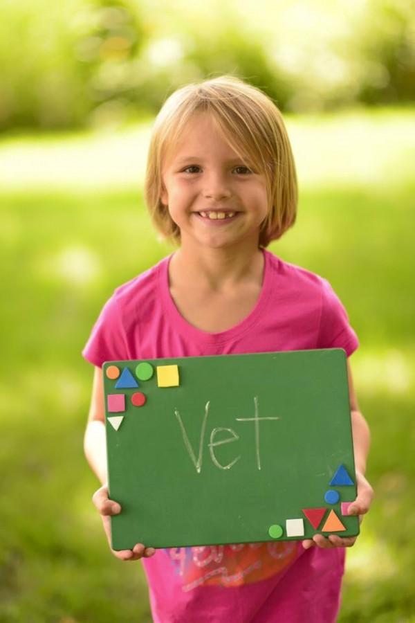 Katie first grade
