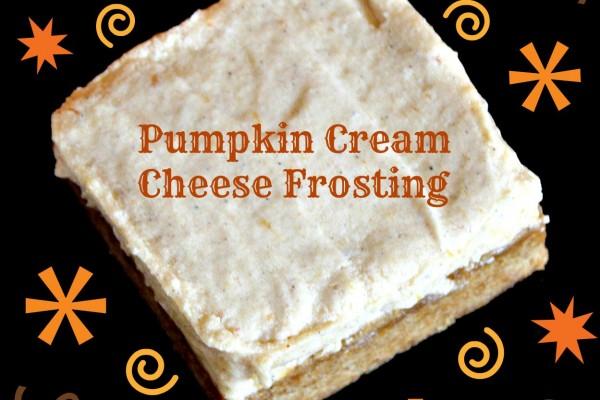 Pumpkin Cream Cheese Frosting 6