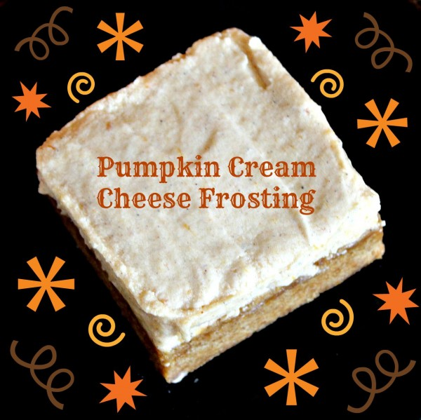 Pumpkin Cream Cheese Frosting 6