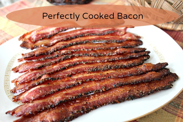 Perfectly Cooked Bacon 6