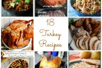 18 Turkey Recipes collage