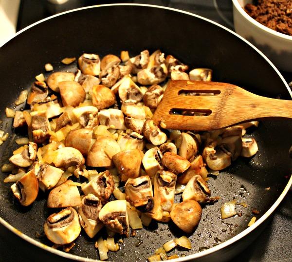 Basmati Rice, Chorizo & Mushroom Side Dish 2