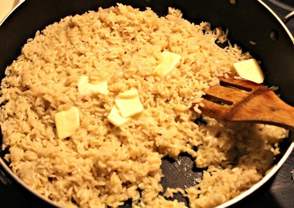 Basmati Rice, Chorizo & Mushroom Side Dish 5