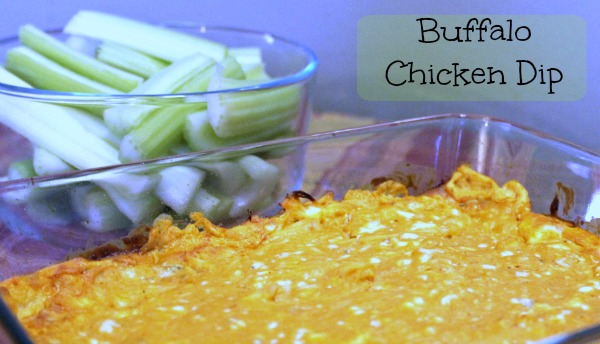 Buffalo Chicken Dip 3