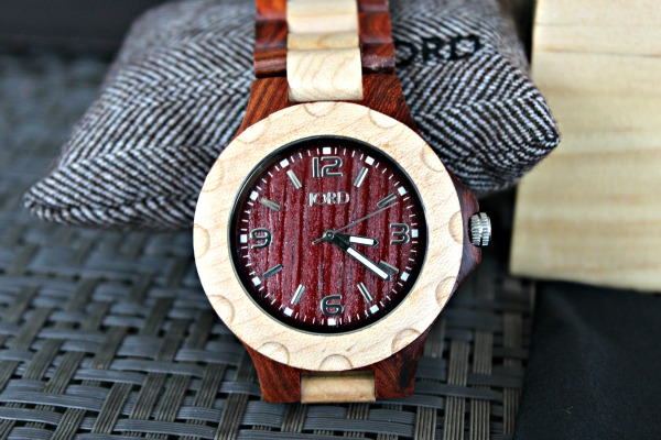 Jord Wood Watch Review c