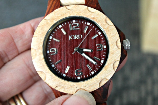 Jord Wood Watch Review d