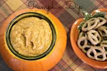 Pumpkin Dip c