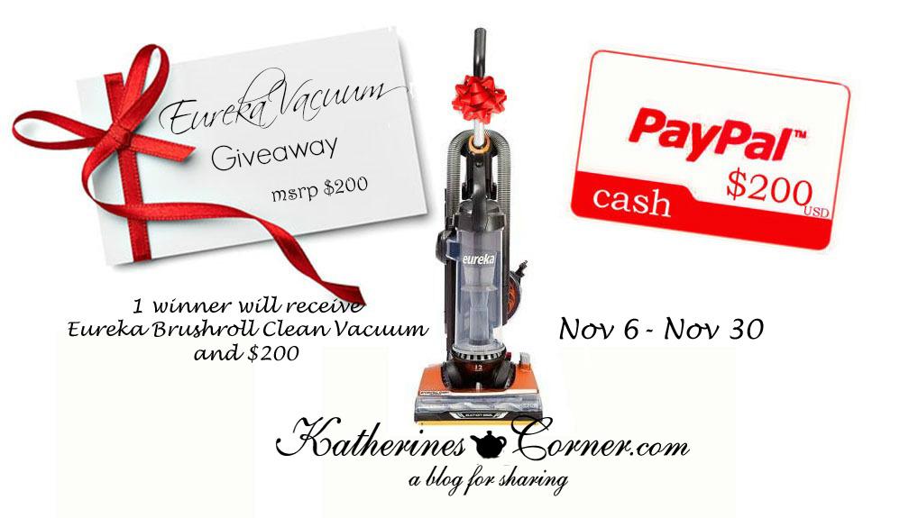 eureka vacuum giveaway main image
