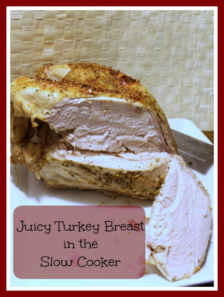 Tukey Breast in the Slow Cooker f large