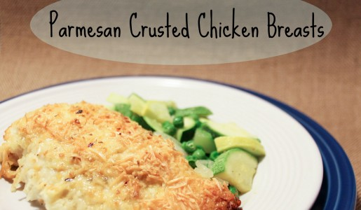 Parmesan Crusted Chicken Breasts g