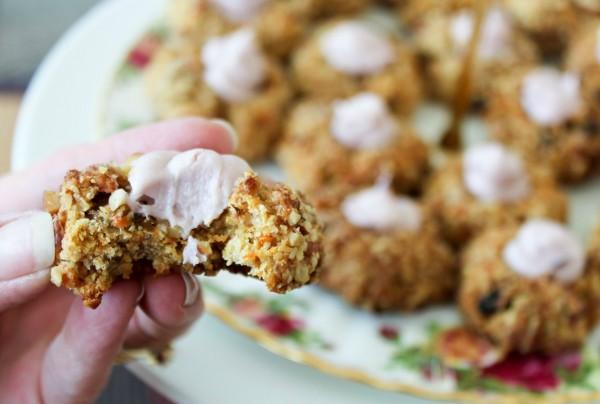 Carrot Cake Cookies 165