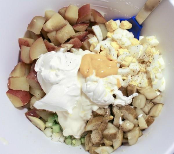 Creamy Potato Salad 2