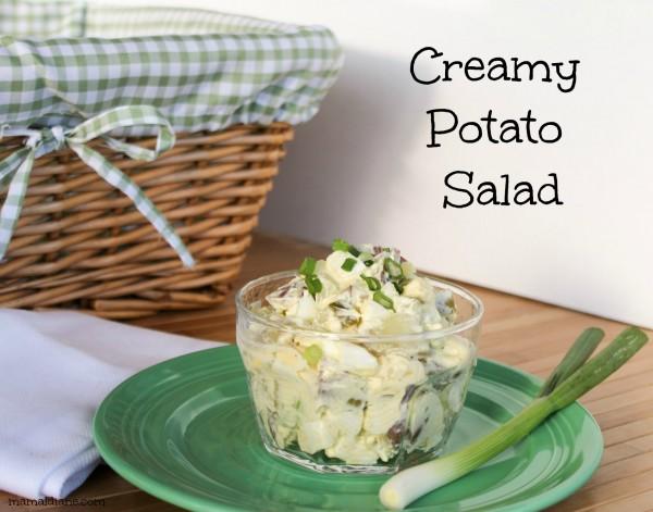 Creamy Potato Salad 5