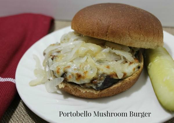 Portobello Mushrrom Burgers 0065text