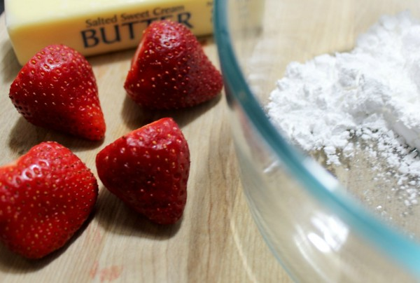 Strawberry Butter a