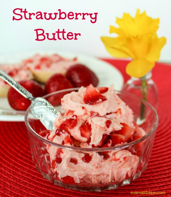 Strawberry Butter gg