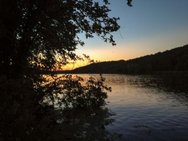 Lake Logan Hocking Hills 2015 765