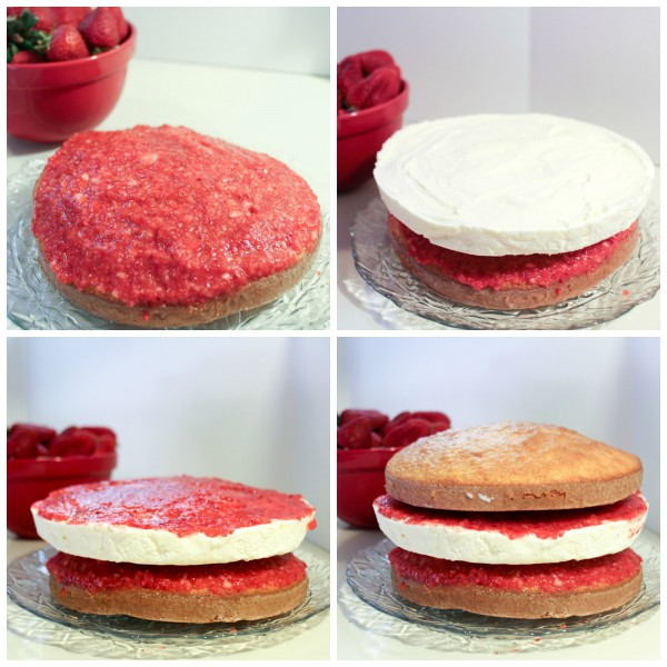 Strawberry Ice Cream Cake 10