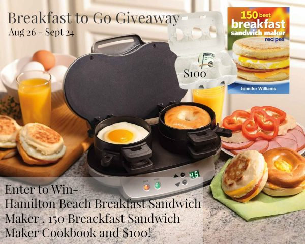 new breakfast to go giveaway image without my blog name