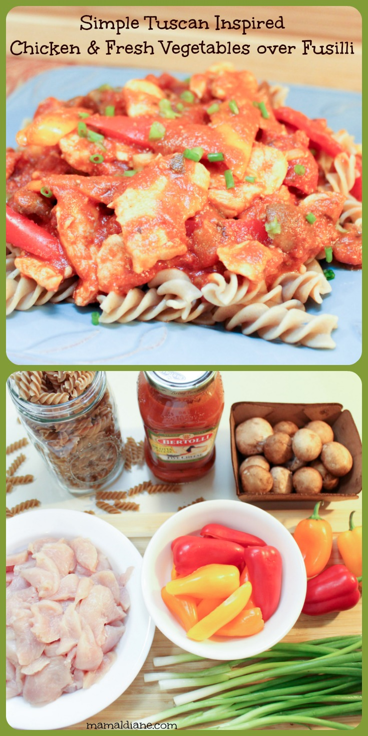 simple-tuscan-inspired-chicken-fresh-vegetables-over-fusilli-collage