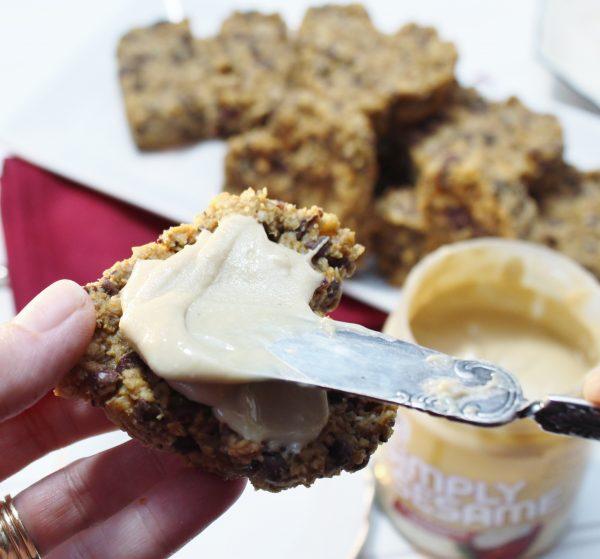 Heart Healthy Cookies