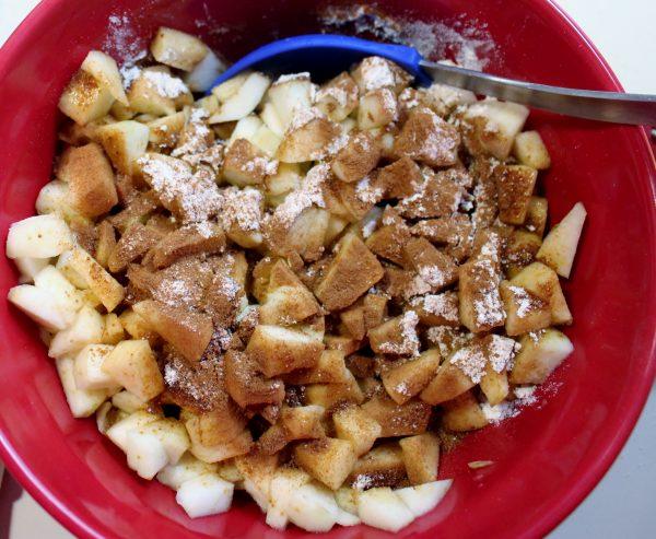 Skinny Mini Apple Pie Recipe
