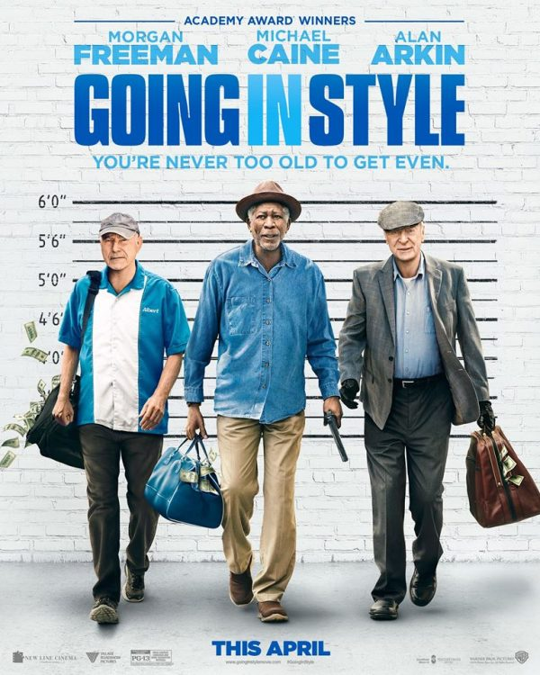 going in style film release giveaway