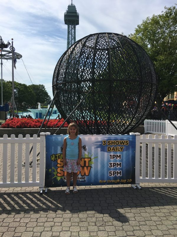 Ultimate Stunt Show at Kings Island