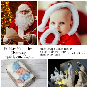 Holiday Memories Giveaway $110. Value