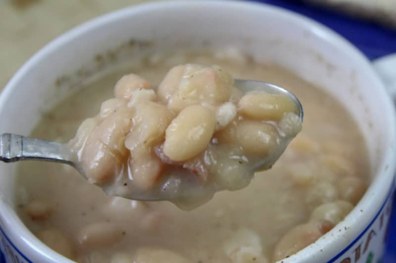 Soup Bean Recipe